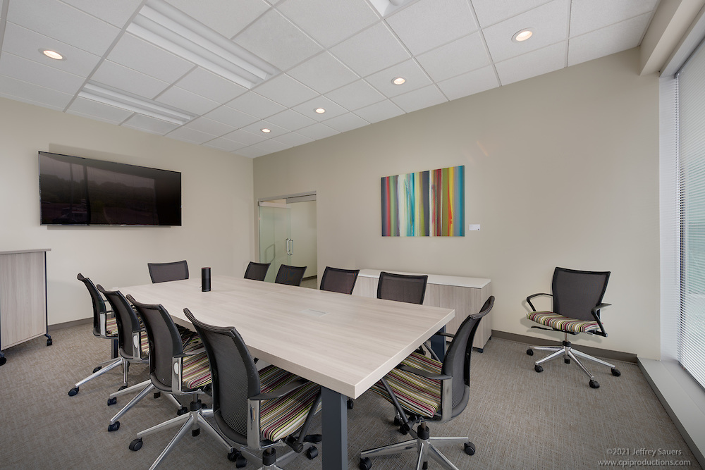 Office interior image of Stratus Solutions in Maple Lawn Corporate Center in Marylad by Jeffrey Sauers of Commercial Photographics, Architectural Photo Artistry in Washington DC, Virginia to Florida and PA to New England