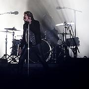 Concert de Johnny Hallyday aux francofolies de La Rochelle 2015