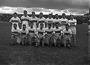 27/7/1952<br /> 7/27/1952<br /> 27 July 1952<br /> <br /> GAA Dublin Football Final Gardai vs. St Vincent's at Croke Park