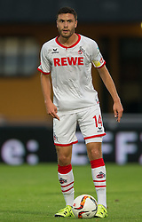 22.07.2015, Grenzland Stadion, Kufstein, AUT, Testspiel, 1. FC Köln vs RCD Espanyol Barcelona, im Bild Jonas Hector (1. FC Koeln) // during the International Friendly Football Match between 1. FC Cologne and RCD Espanyol Barcelona at the Grenzland Stadion in Kufstein, Austria on 2015/07/22. EXPA Pictures © 2015, PhotoCredit: EXPA/ Johann Groder