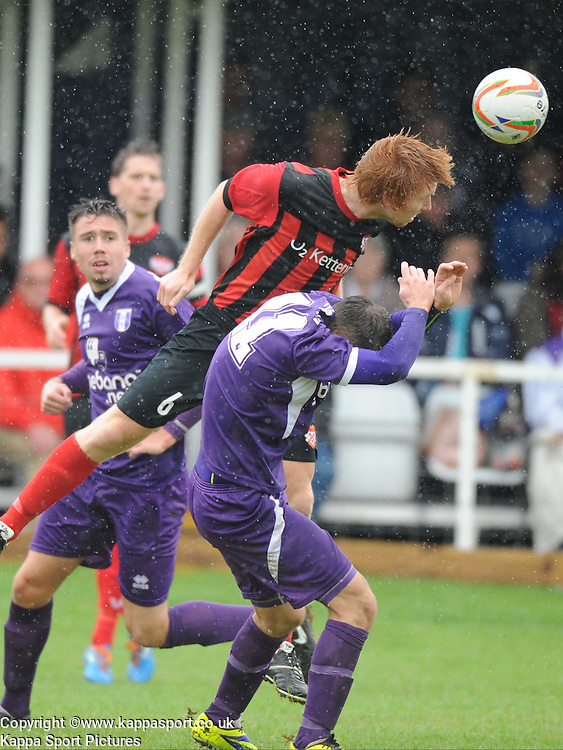 Tommy Hull, Kettering, Kettering Town v Daventry Town Southern League Division One Central, 25th August 2014