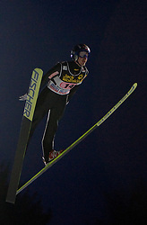 Adam Malysz (POL) competes during First round of the FIS Ski Jumping World Cup event of the 58th Four Hills ski jumping tournament, on January 6, 2010 in Bischofshofen, Austria. (Photo by Vid Ponikvar / Sportida)