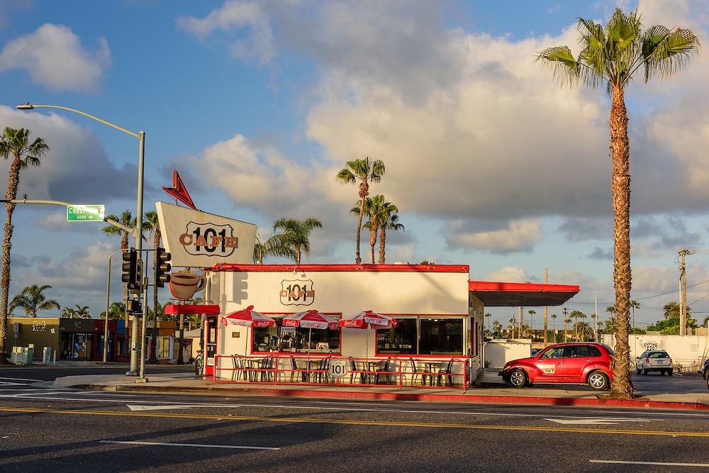 Route 101 Cafe, Oceanside, California