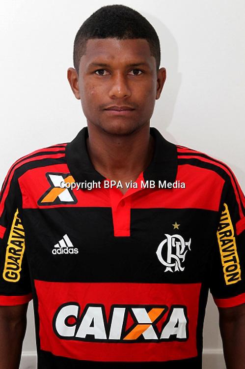 Brazilian Football League Serie A / <br /> ( Clube de Regatas do Flamengo ) - <br /> Marcio Rodrigues Araujo