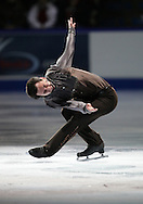 London, Ontario ---10-01-17--- Patrick Chan skates his gala performance at the 2010 BMO Canadian Figure Skating Championships in London, Ontario, January 18, 2010. .GEOFF ROBINS/Mundo Sport Images.