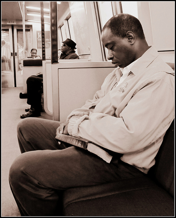 Unfettered by the public environment. The messenger of God sleeps while his word protects him from the heathen.