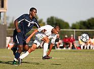 OC Soccer vs Oklahoma Wesleyan - 8/29/2009