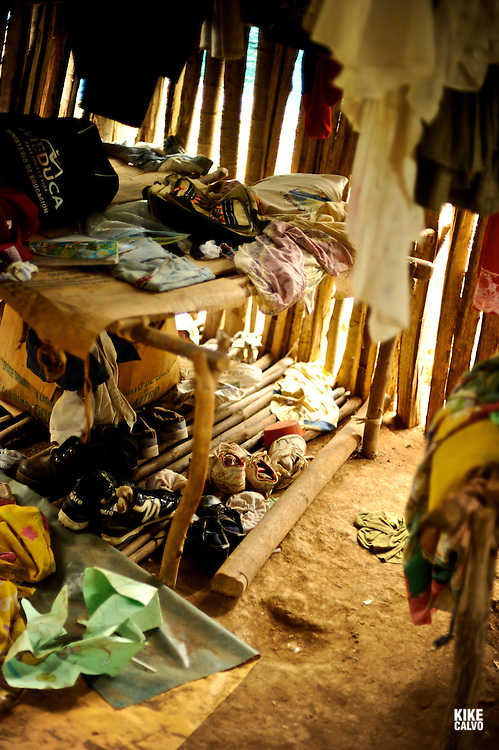 Indigenous Ngo?be Bugle? Community. Chiriqui. Panama.
