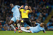 Manchester City v Watford - Premier League - Etihad Stadium