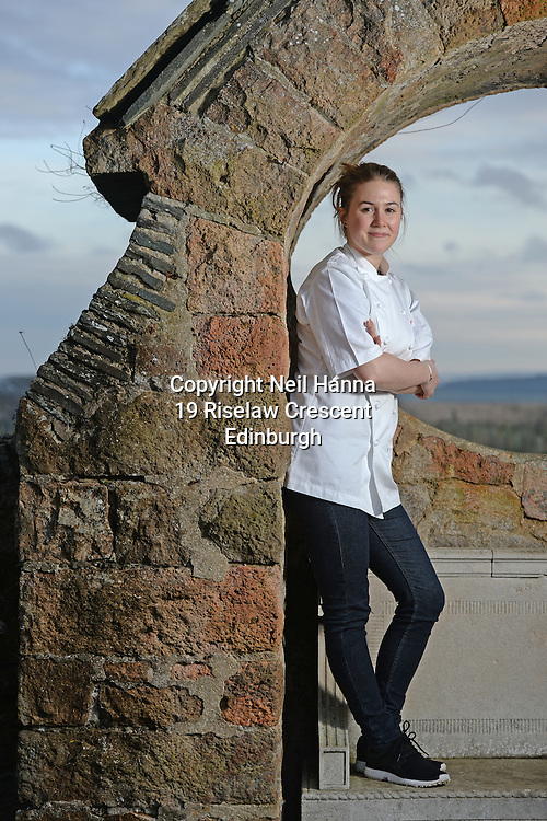 TS Magazine<br /> <br /> Emily Roux at Greywalls Hotel & Chez Roux Restaurant, Muirfield, Gullane, East Lothian<br /> <br />  Neil Hanna Photography<br /> www.neilhannaphotography.co.uk<br /> 07702 246823