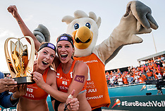 20180721 NED: CEV DELA Beach Volleyball European Championship day 7