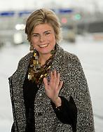 Amsterdam, 30-11-2015<br /> <br /> Queen Maxima and Princess Laurentien attend the Prince Bernhard Award ceremony<br /> <br /> Copyright Bernard Ruebsamen/Royalportraits Europe