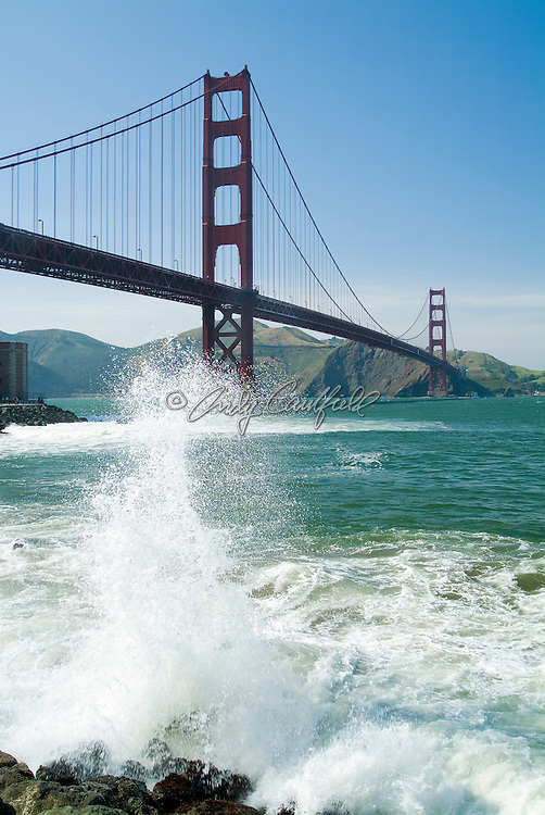 Golden Gate Bridge-San Francisco, CA