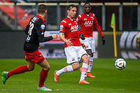 ALKMAAR - 06-03-2016, AZ - Excelsior, AFAS Stadion, 2-0, AZ speler Stijn Wuytens