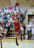 Norwayne at Wellington high school boys varsity basketball on February 18, 2012 at Wellington High School.