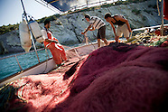 Fishing in Greece