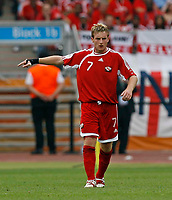 Photo: Glyn Thomas.<br />England v Trinidad & Tobago. Group B, FIFA World Cup 2006. 15/06/2006.<br /> Trinidad & Tobago's Chris Burchill.
