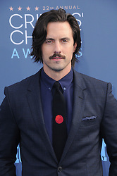Milo Ventimiglia  bei der Verleihung der 22. Critics' Choice Awards in Los Angeles / 111216