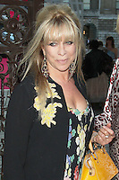 LONDON - MAY 30: Jo Wood at the Royal Academy Summer Exhibition Preview Party