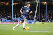 Southend United midfielder Will Atkinson (12) dribbling during the EFL Sky Bet League 1 match between Southend United and Bradford City at Roots Hall, Southend, England on 19 November 2016. Photo by Matthew Redman.