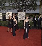 Renee Zelwegger. Golden Globes. Beverley Hilton. 21 January 2001. © Copyright Photograph by Dafydd Jones 66 Stockwell Park Rd. London SW9 0DA Tel 020 7733 0108 www.dafjones.com
