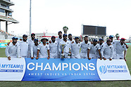 Cricket - West Indies v India 2nd Test in Jamaica