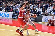 DESCRIZIONE : Varese Lega A 2015-16 Openjobmetis Varese vs Consultinvest Pesaro<br /> GIOCATORE : Daniele Cavaliero<br /> CATEGORIA : Palleggio difesa<br /> SQUADRA : Openjobmetis Varese<br /> EVENTO : Campionato Lega A 2015-2016<br /> GARA : Openjobmetis Varese Consultinvest Pesaro<br /> DATA : 18/10/2015<br /> SPORT : Pallacanestro <br /> AUTORE : Agenzia Ciamillo-Castoria/I.Mancini<br /> Galleria : Lega Basket A 2015-2016  <br /> Fotonotizia : Openjobmetis Varese  Lega A 2015-16 Openjobmetis Varese vs Consultinvest Pesaro<br /> Predefinita :