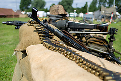 Cleethorpes 2015 - Sturmgewehr 44<br /> <br /> August 2015<br />  Image &copy; Paul David Drabble <br />  www.pauldaviddrabble.co.uk