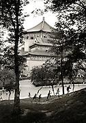 C001-9_Tom Hutchins_Sun Yat Sen Memorial, Canton (Guangzhou), China 1956 realigned A2.tif