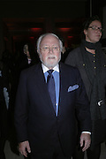 Sir Richard Attenborough, Hogarth private view and dinner. Tate Britain. London. 5 February 2007.  -DO NOT ARCHIVE-© Copyright Photograph by Dafydd Jones. 248 Clapham Rd. London SW9 0PZ. Tel 0207 820 0771. www.dafjones.com.