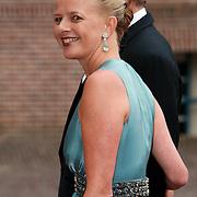NLD/Apeldoorn/20070901 - Viering 40ste verjaardag Prins Willem Alexander, aankomst Mabel Wisse Smit