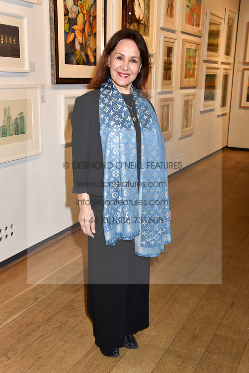 Arlene Phillips at The Philanthropist After Party held at The Mall Galleries, 17 Carlton House Terrace, London England. 20 April 2017.