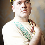 Chris Moyles Portrait from Keith Lemon The Film 2012 by Aidan Monaghan Photographer