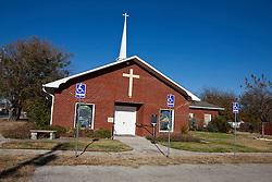 Bluff Dale United Methodist Church, Bluff Dale, Texas, United States of America