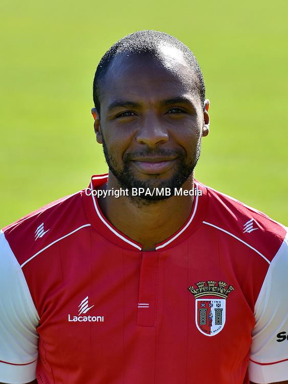 Portugal - Primera Liga NOS 2016-2017 /  <br /> ( SC Braga ) - <br /> Wilson Bruno Naval da Costa Eduardo