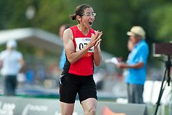 BENHAMA Sanaa, MAR, 200m, T13, 2013 IPC Athletics World Championships, Lyon, France