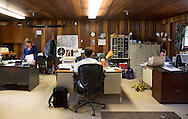 The main office of Pattison Sand Company in Garnavillo, Iowa on June 5, 2013.