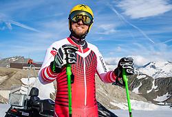 05.07.2019, Mölltaler Gletscher, Flattach, AUT, Training ÖSV am Mölltaler Gletscher, am Freitag, 5. Juli 2019, während einer Trainingseinheit des ÖSV am Mölltaler Gletscher in Kärnten, im Bild Max Franz // Max Franz during a training session of a ÖSV skier Max Franz at the Mölltaler Gletscher in Flattach, Austria on 2019/07/05. EXPA Pictures © 2019, PhotoCredit: EXPA/ Johann Groder