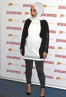 Mariah Idrissi, Eating Happiness - VIP Film Screening, Mondrian London, London UK, 25 January 2016, Photo by Brett D. Cove