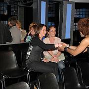 NLD/Weesp/20070319 - 3e Live uitzending Just the Two of Us, Selly Vermeijden, partner Beau van Erven Dorens