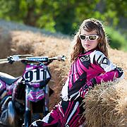 Ashley Mumma Motocross Editorial 2013