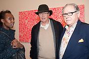 NICHOLAS LOGSDAIL, Yayoi Kusama opening. Tate Modern. London. 7 February 2012