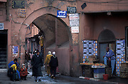 Entrance to the Kasbah
