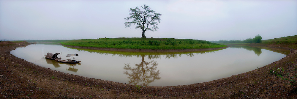 vietnam images-panoramic landscape - Ha Noi.
