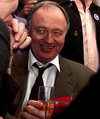 Ken Livingstone winning the 2000 London Mayor