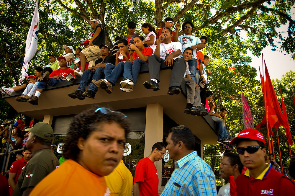 MILITARY PARADE OF 19 APRIL VENEZUELA / DESFILE MILITAR DEL 19 DE ABRIL<br /> Photography by Aaron Sosa<br /> Caracas - Venezuela 2010<br /> (Copyright &copy; Aaron Sosa)