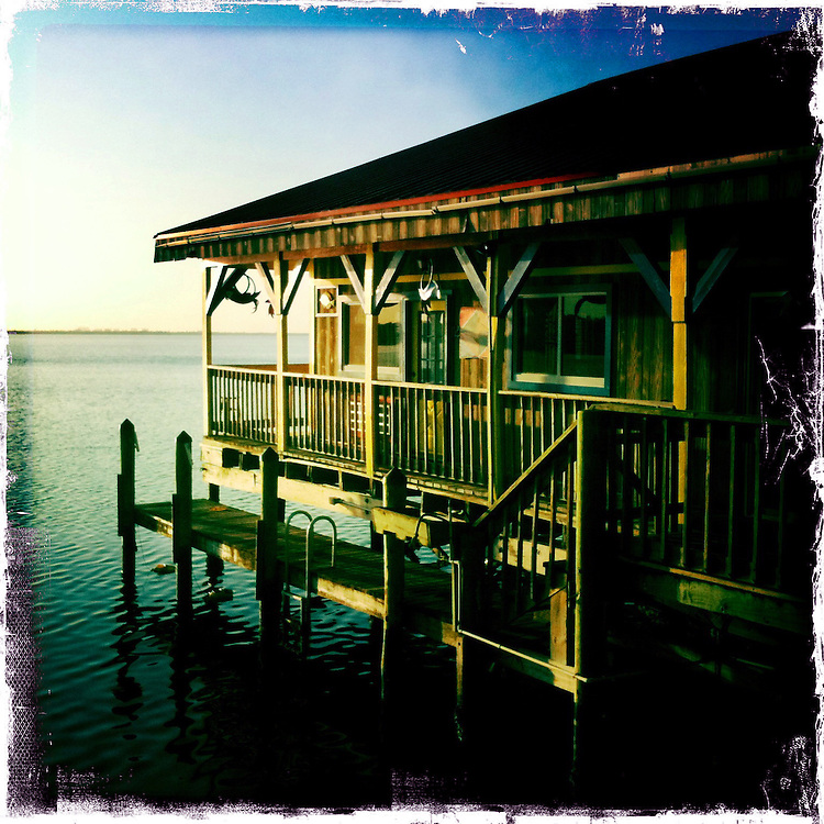 Bridgewater Inn, Matlacha, Florida<br /> Copyright Branaman Photography