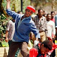 Johannesburg, South Africa, 1994.