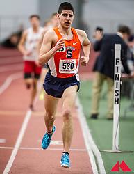 2015 ECAC & IC4A Indoor Championships, men's 3000m final, Syracuse