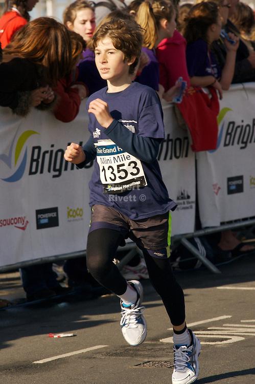 Brighton Grande Hotel Mini Mile 2012